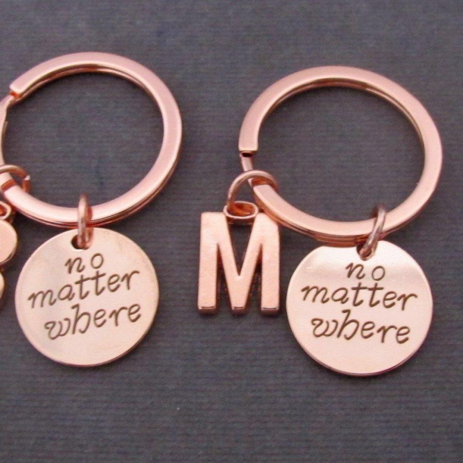Best-Friend-Keychain-Graduate-keychain-handmade-etsy.