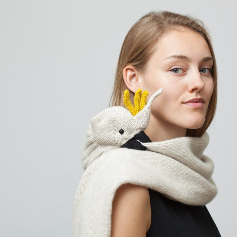 Cockatoo-Stole-colourgradient-handmade-etsy.