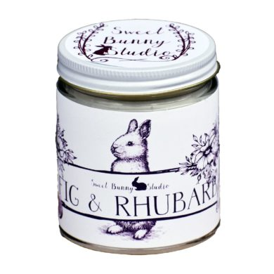Fig-Rhubarb-Scented-Coconut-Soy-Blend-Candle-handmade-etsy