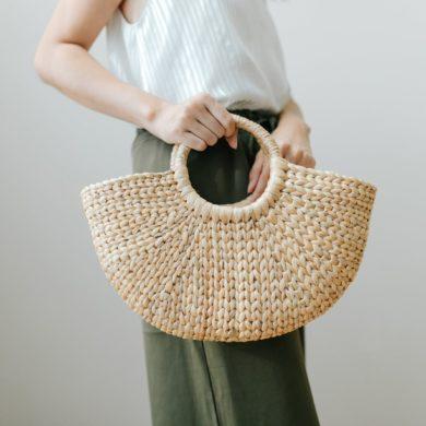 Handwoven-Beach-Straw-bag-Bridesmaid-0Woven-Purse-handmade-etsy