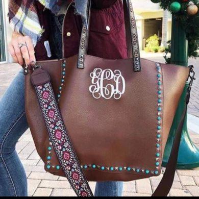 Monogram-Guitar-Strap-Handbag-handmade-etsy