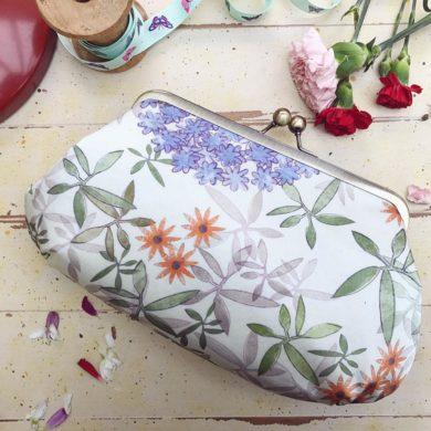 Silk-Flower-Pattern-Clutch-handmade-etsy