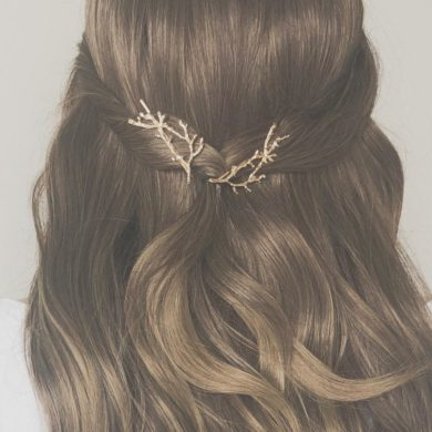 Twigs-hair-pins-Weddingh-branch-bobbypins-Flower-Vintage-hairaccessory-Bohostyle-TreeBranch-handmade-etsy.