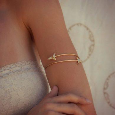 Upper-Arm-Cuff-handmade-etsy-gold