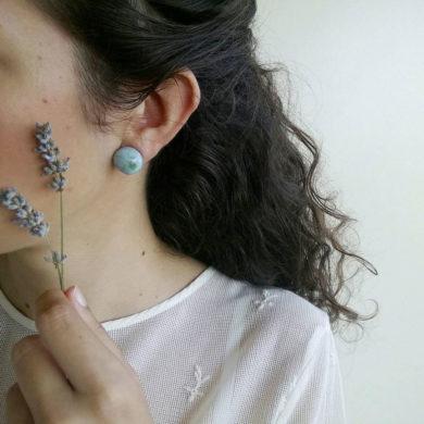 raku-ceramic-clip-on-handmade-earrings-by-leroselline-on-etsy